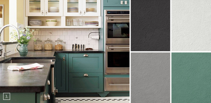 Popular Kitchen Colors