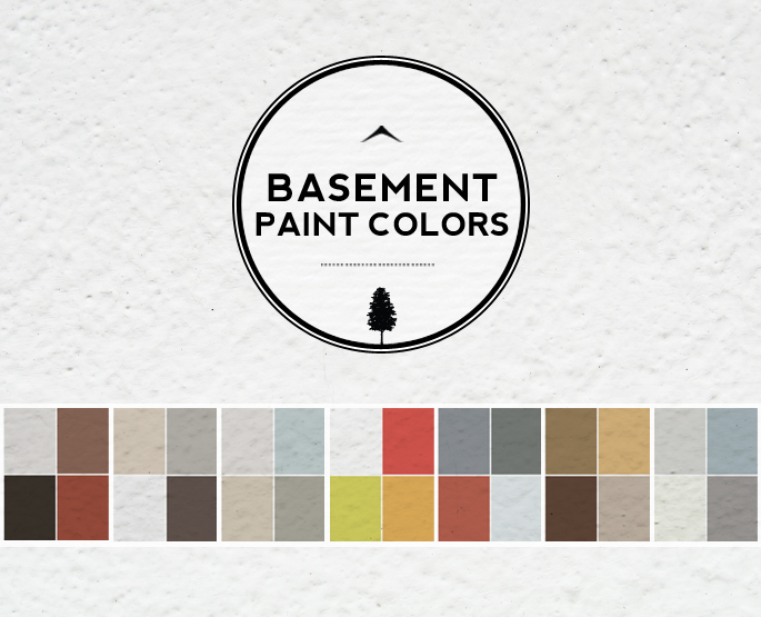 Basement Paint Colors Guide