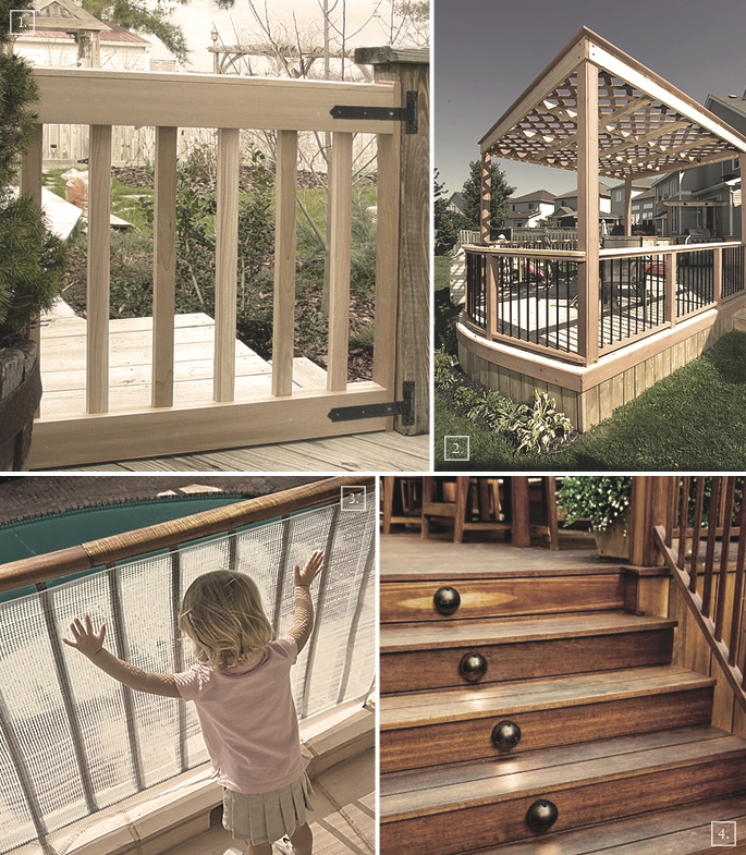 Deck Safety Ideas