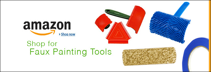 Faux Painting Tools
