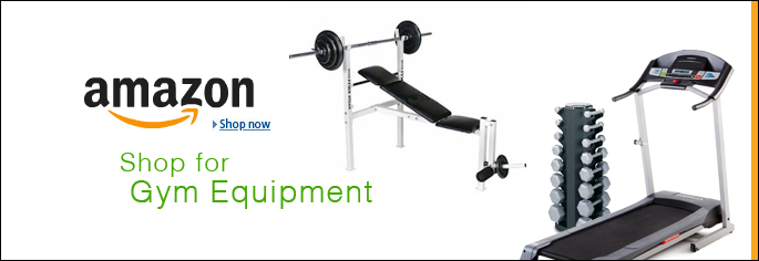 Basement gym equipment