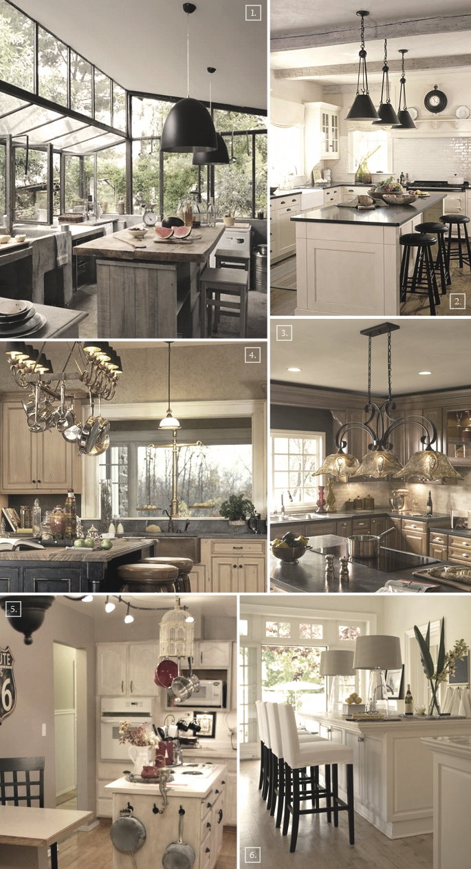 island lighting ideas. Beautiful Spaces Kitchen Island Lighting Ideas