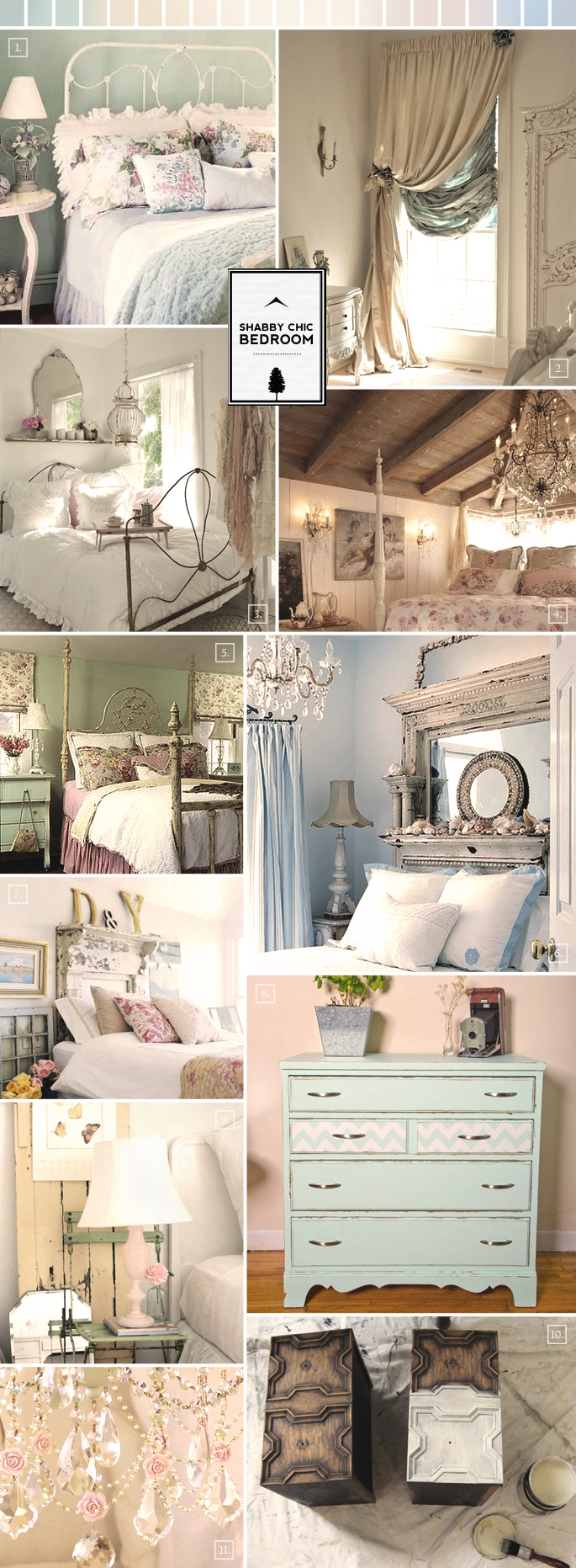 Shabby Chic Bedroom Ideas And Decor Inspiration Home Tree Atlas