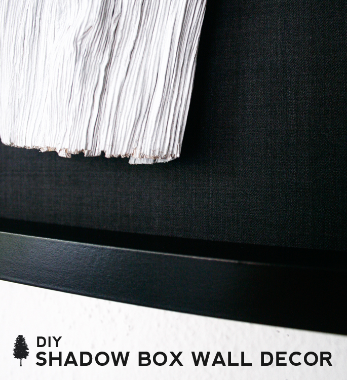DIY Shadow Box Wall Decor Home Tree Atlas