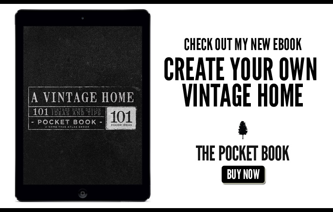 A Vintage Home: 101 Vintage Home Design Ideas and Tips
