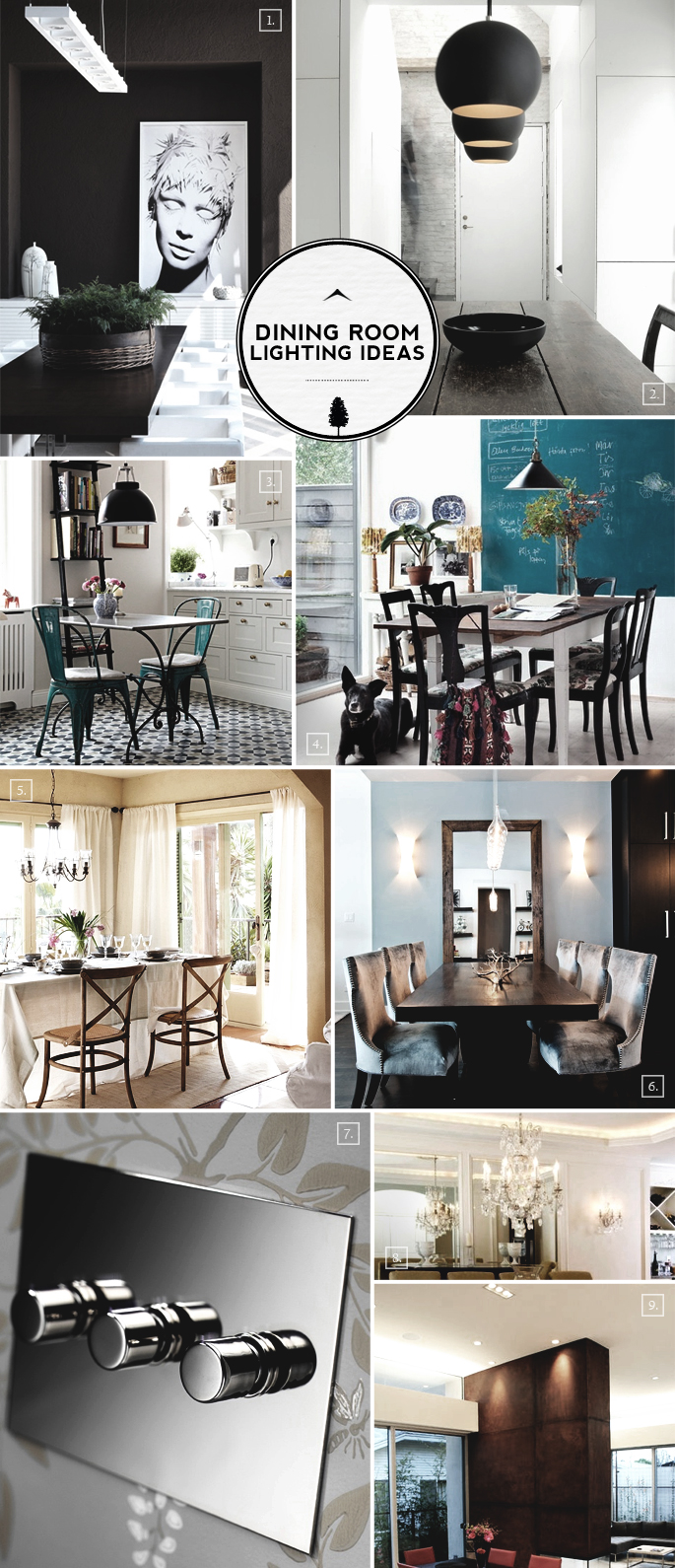 A Design Guide For Dining Room Lighting Ideas Home Tree