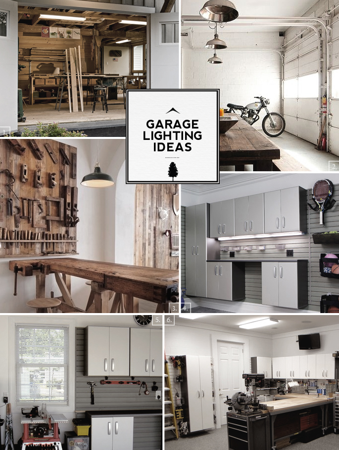 Home Garage Lighting Ideas: From Fixtures to Space Design