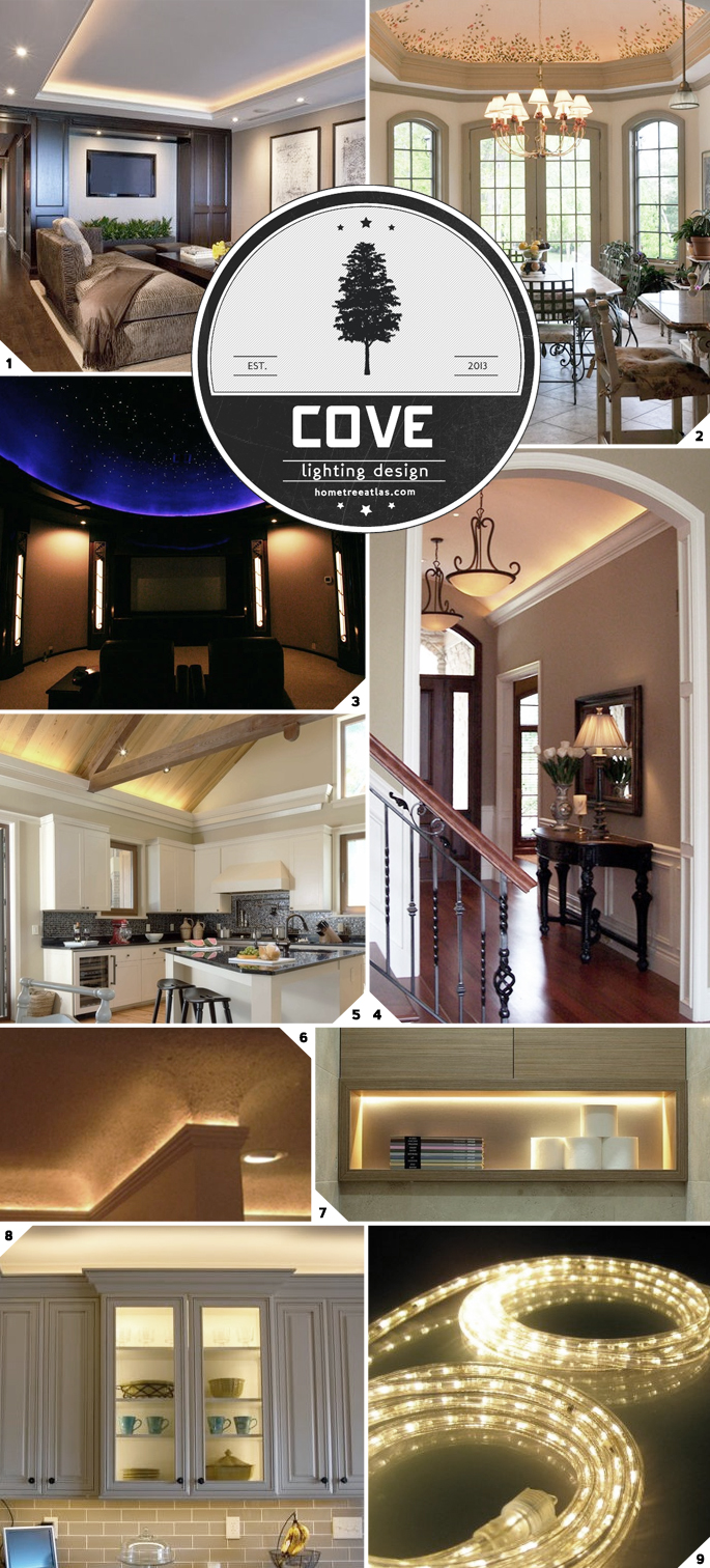 Cove Lighting Design