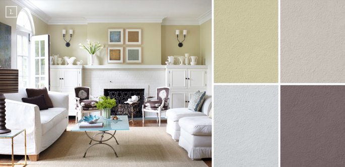 Living Room Color Ideas Tan