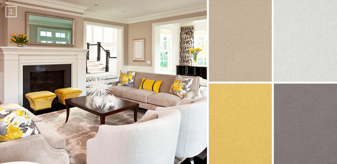 Living Room Color Scheme Ideas ideas for living room colors: paint palettes and color schemes
