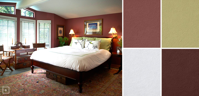 Bedroom Palette Ideas