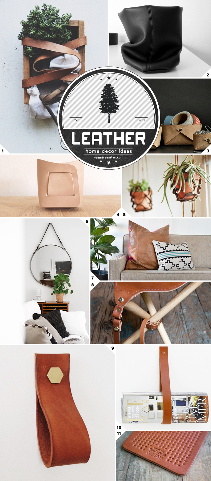 Leather Decor Ideas