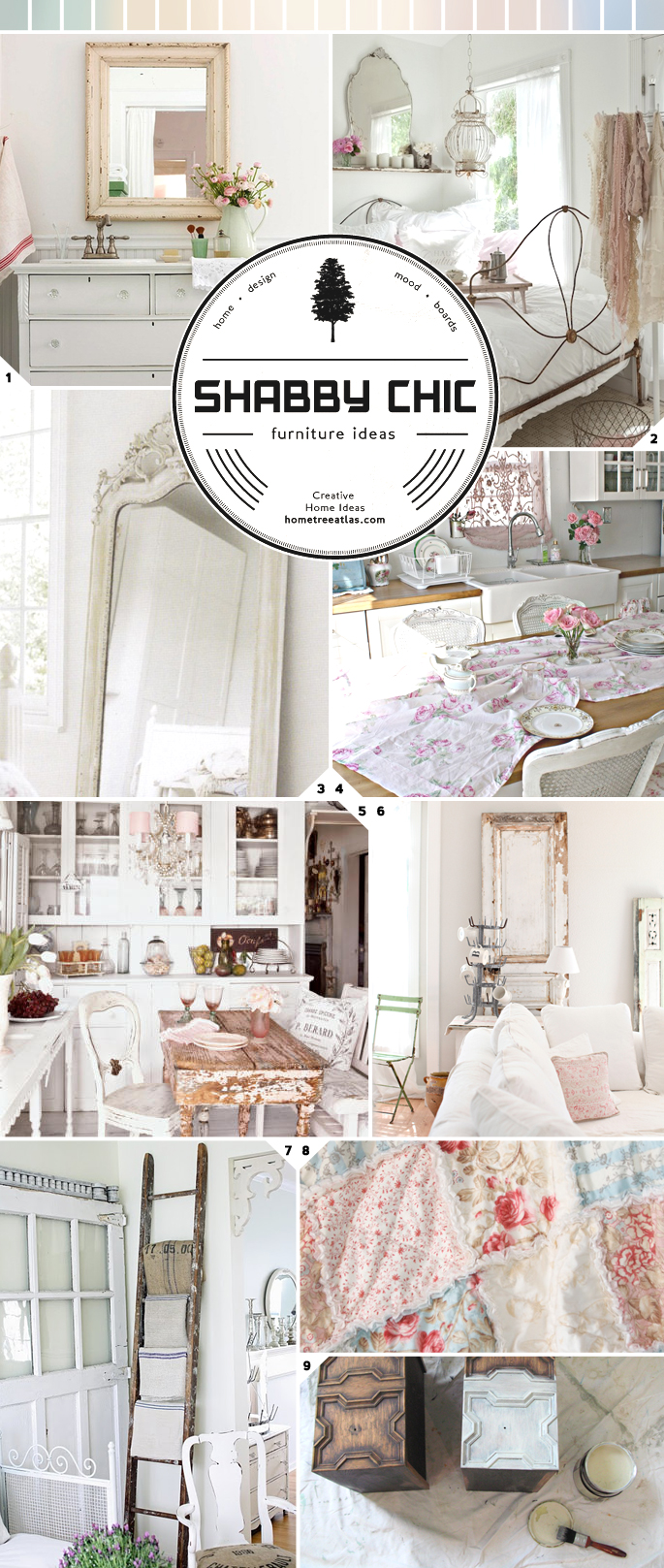 Romance at Home: Shabby Chic Furniture Ideas | Home Tree Atlas