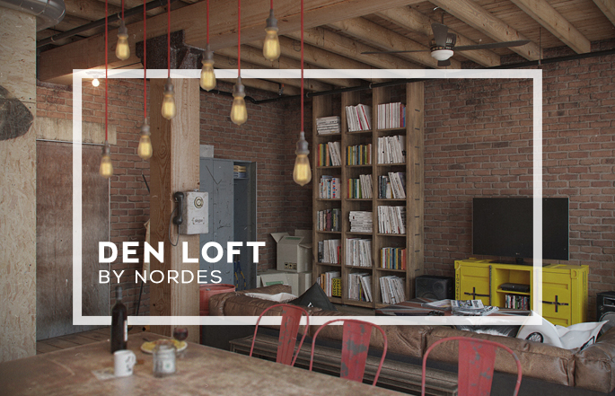 A Loft Apartment Bachelor Pad | Home Tree Atlas