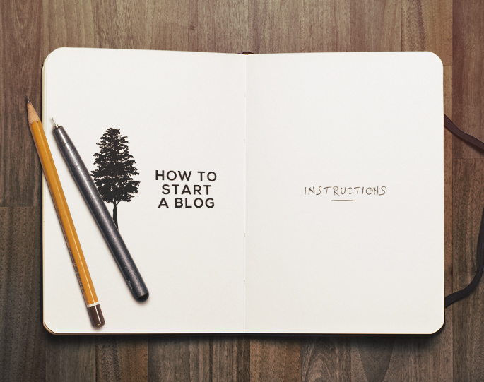 Starting a Blog || Instructions