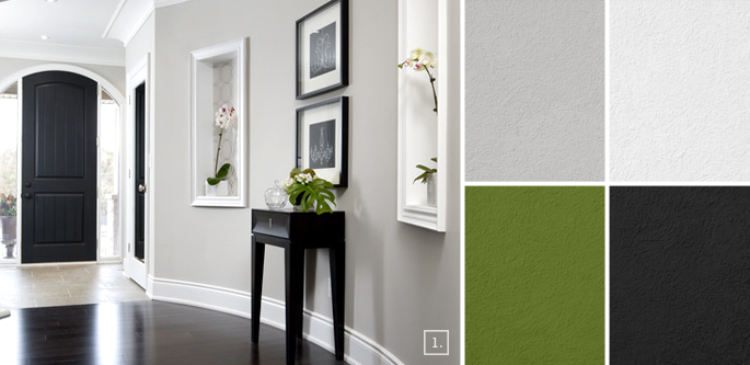 hallway paint colorsInbetween Rooms Hallway Paint Colors  Home Tree Atlas