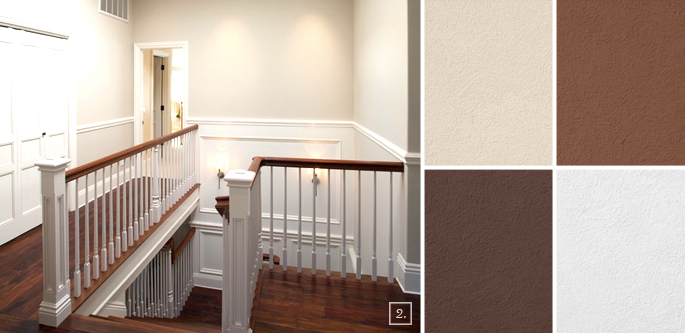 Painting Hallways inbetween rooms: hallway paint colors | home tree atlas