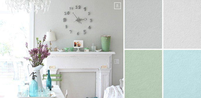 shabby chic paint colorsRoom Styling Shabby Chic Paint Colors  Home Tree Atlas