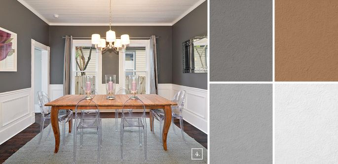 Dining Room Color Ideas Part 16