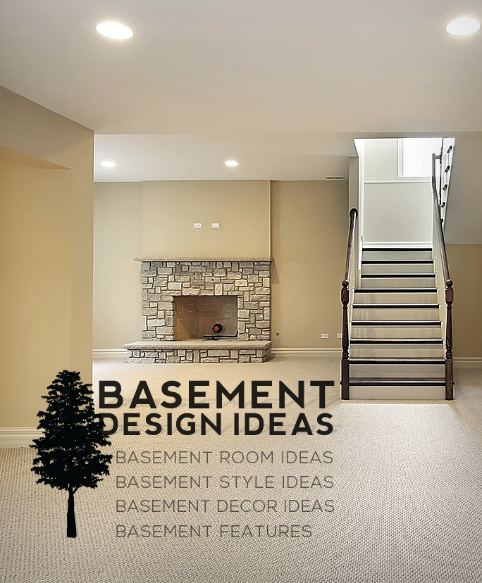 Basement Ideas Mood Board Collection Home Tree Atlas Mesmerizing Basement Designers Collection