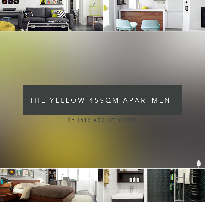 The Small Yellow Apartment