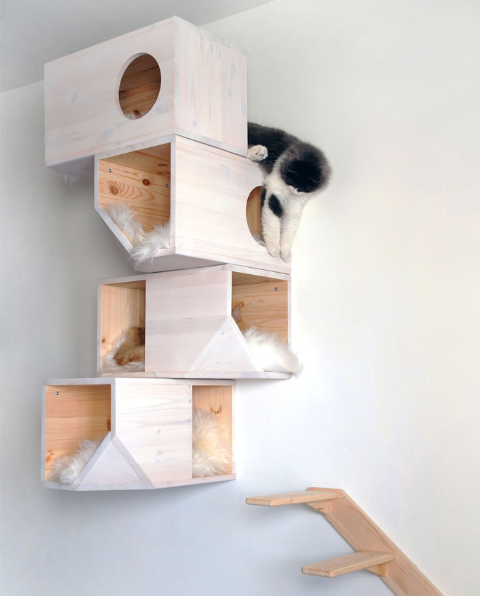 Modern Luxury Cat Beds