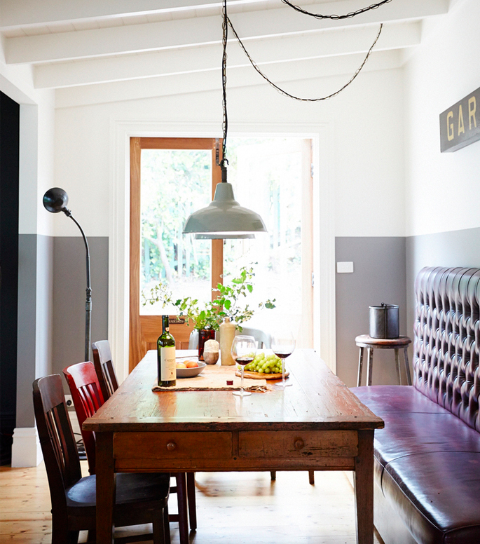 Vintage House Dining Room