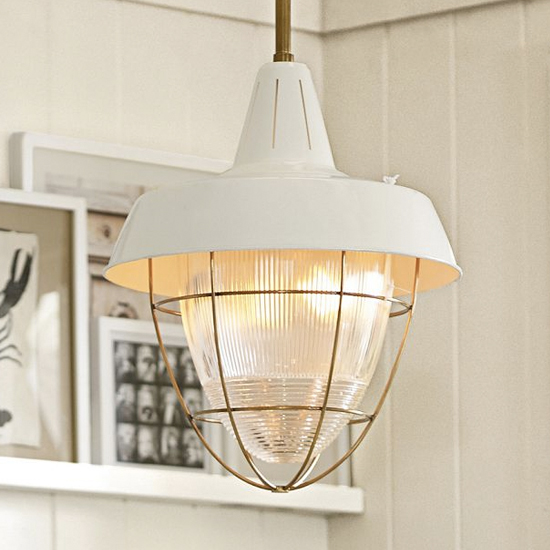 Vintage Kitchen Light Fixture