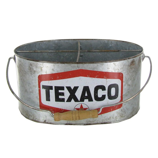 Gas Station Vintage Bucket