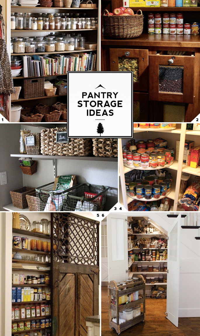 The Walk In Closet Of The Kitchen Pantry Storage Ideas Home Tree