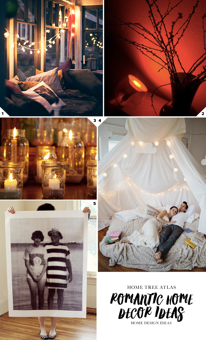 Romantic Decor Ideas