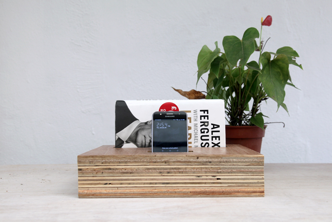 DIY Organization Bloks Made Out of Plywood: Bedroom and Desk Editions - The Bedroom Blok
