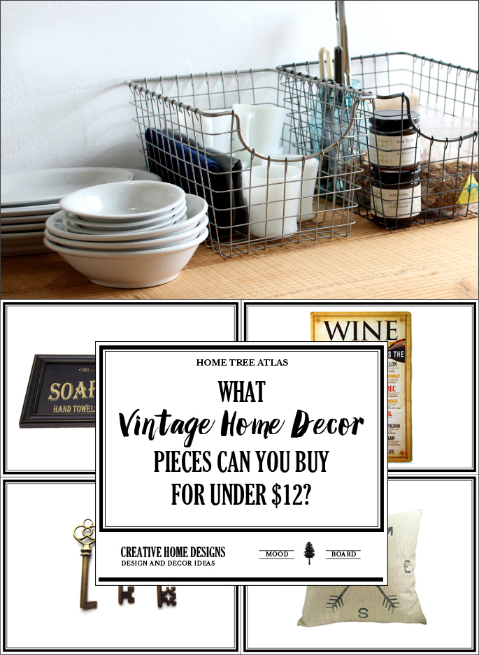 what vintage home decor pieces can you buy for under 12 where can i buy the best wall decals hometalk