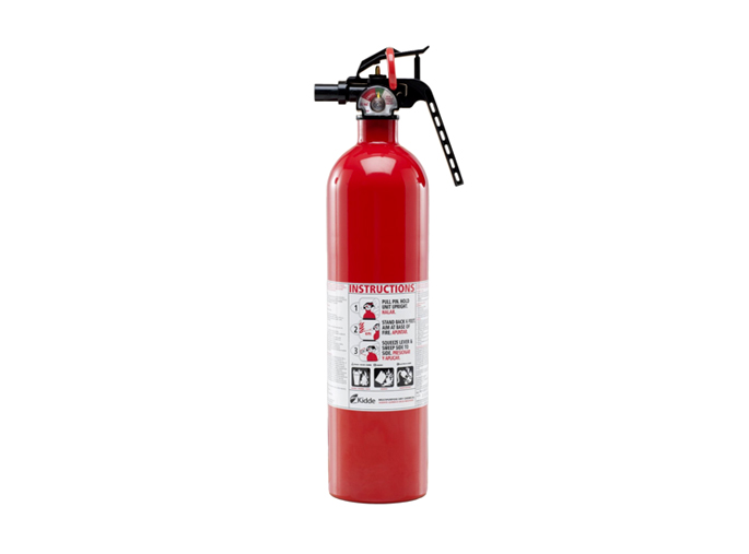 8 Emergency and Safety Items You Absolutely Need In Your Home - #7 Fire Fire Extinguisher