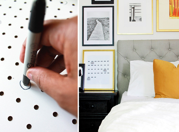 How to Design Your Own DIY Tufted Headboard in 4 Steps: Step #3 The buttons