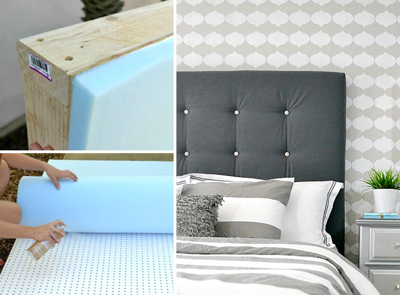 How To Design Your Own DIY Tufted Headboard In 4 Steps: Step #3 The