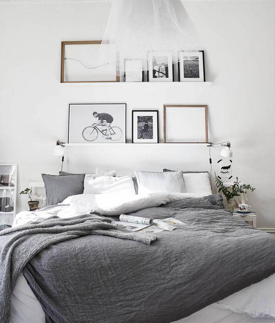 all white bedroom ideas: a design and color choice guide | home