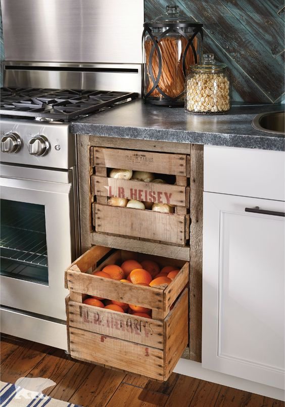 farmhouse kitchen decor ideas - Rustic Farmhouse Decor