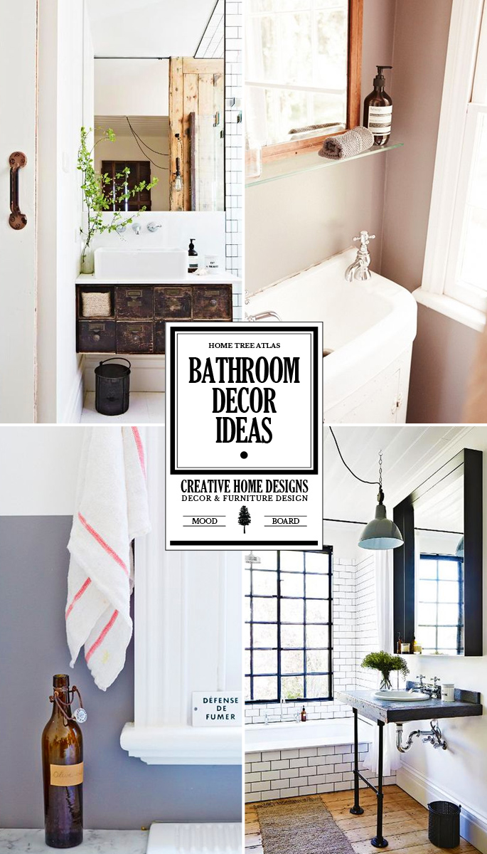 Simple bathroom decorations - Simple Bathroom Decor Ideas To Transform And Style Your Space