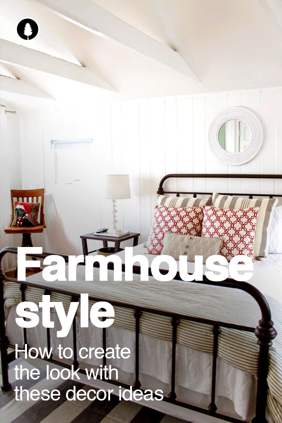 Farmhouse decorating ideas: simple decor and design tips
