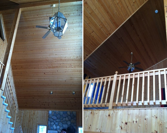 PASSPORT: Before and After Minnesota Farmhouse Cabin Renovation and Makeover Tour - The before photos of the renovation