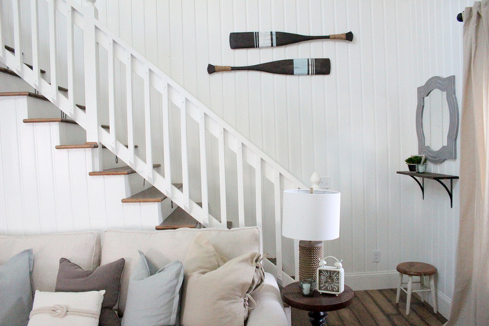 PASSPORT: Before and After Minnesota Farmhouse Cabin Renovation and Makeover Tour - DIY farmhouse decor