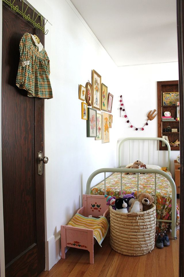 Vintage kids room ideas