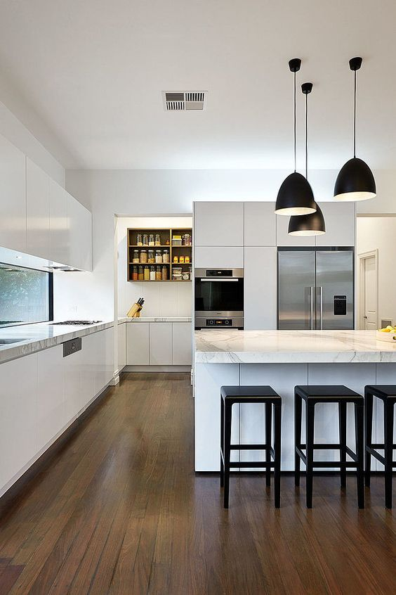 Modern kitchen ideas and decor tips