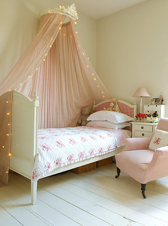 Princess Pink Bedroom Ideas