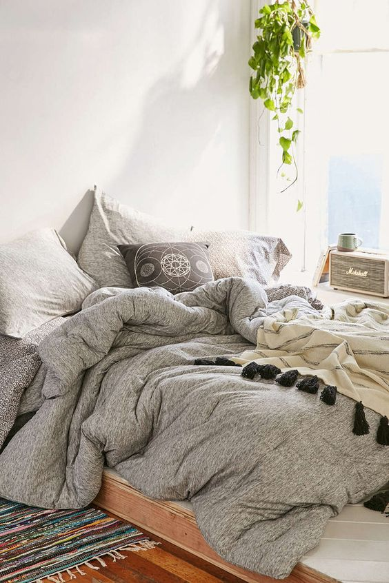 Cozy Bedroom how to make your bedroom cozy: easy ideas | home tree atlas