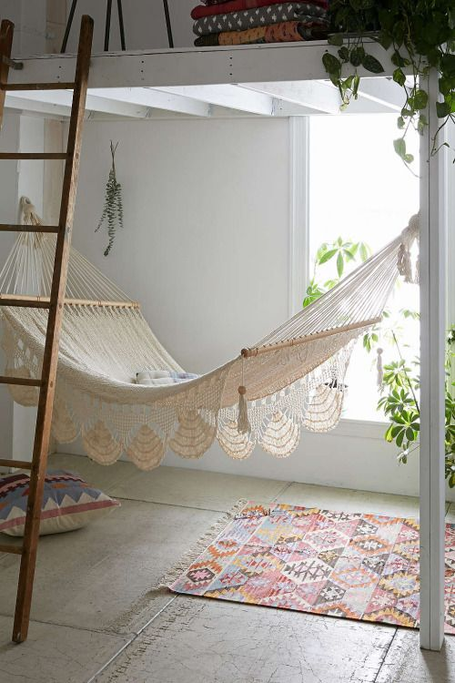 Reading nook ideas