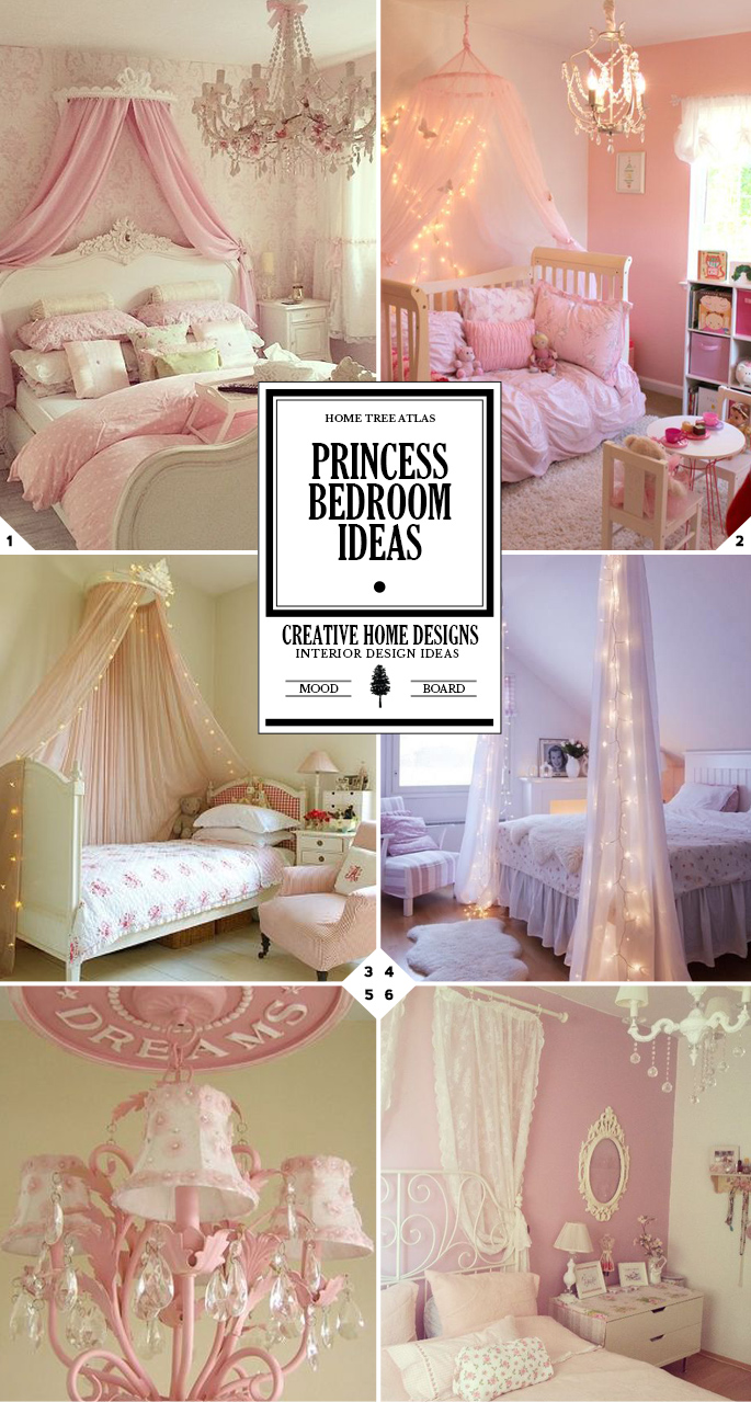 A Magical Space: Princess Bedroom Ideas