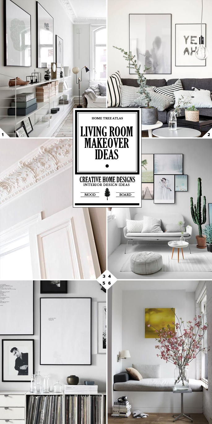 Making The Space My Own: 7 Dream Living Room Makeover Ideas | Home ...