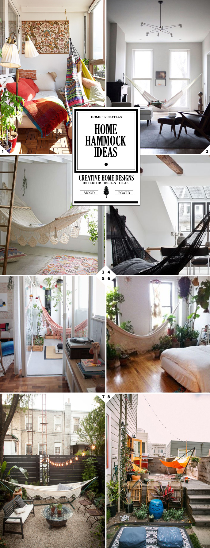 DIY Guide: Indoor Hammock Ideas